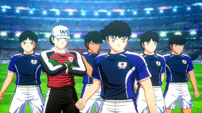 Captain Tsubasa Rise of New Champions Update 1.32 Patch Notes - Sep 30, 2021
