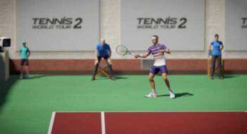 Tennis World Tour 2 Update 1.13 Patch Notes – Sep 9, 2021