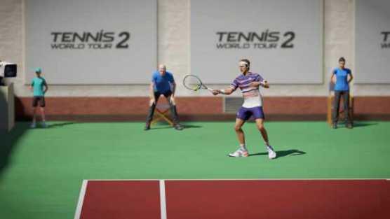 Tennis World Tour 2 Update 1.13 Patch Notes - Sep 9, 2021