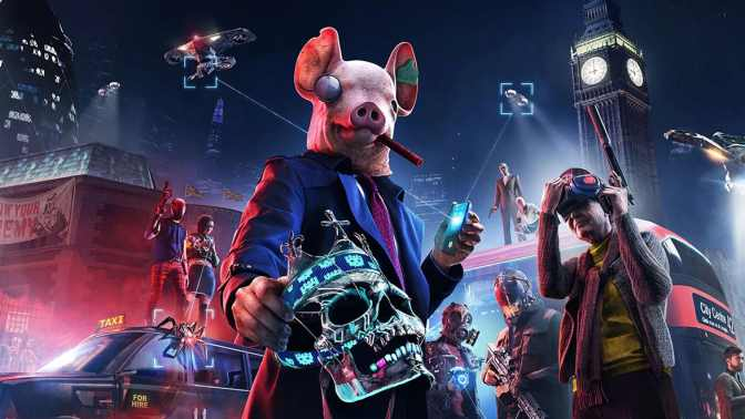 Watch Dogs Legion Update 1.13 Patch Notes