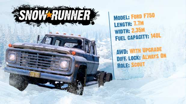 Snowrunner Update Patch Notes (Jan 18, 2021) for PS4, PC and Xbox One