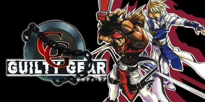 Guilty Gear -Strive- Update 1.05 Patch Notes (1.005.000)