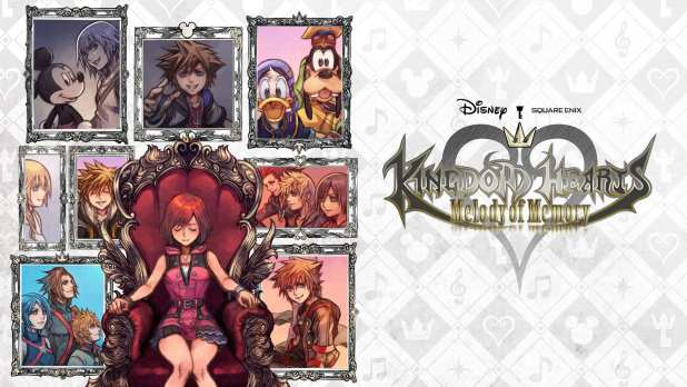 Kingdom Hearts Melody of Memory Update 1.05 Patch Notes [KH MOM 1.04]