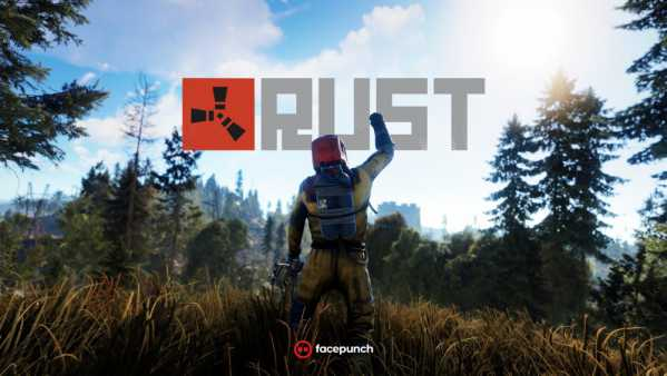 Rust Update 1.05 Patch Notes for PS4 and Xbox One