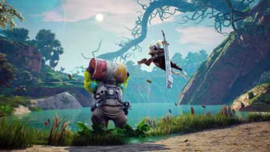 Biomutant Update 2.04 Patch Notes for PS4, PS5 and Xbox One