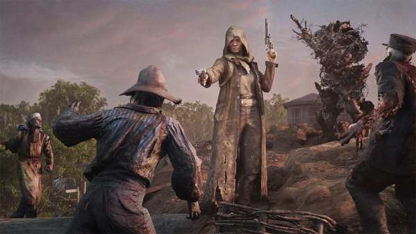 Hunt Showdown 1.27 Patch Notes for PS4 (Update 1.5.2)