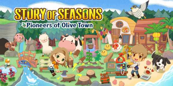 Story of Seasons Pioneers of Olive Town Update Version 1.0.5 Patch Notes