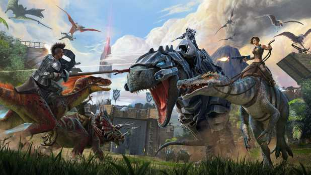 ARK Genesis 2 Dedicated Servers for PC, PS4 and Xbox One
