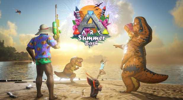 ARK PS4 Update 2.62 Patch Notes (Summer Bash Update) - June 30, 2021