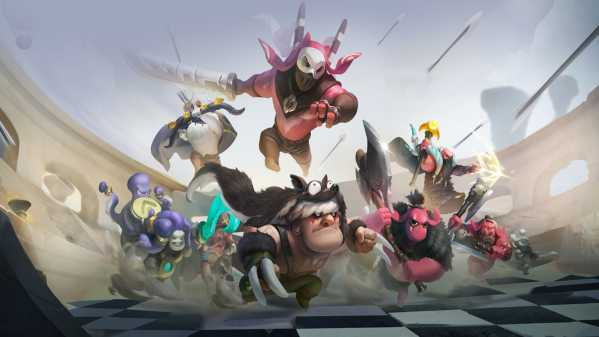 Auto Chess Update 1.22 Patch Notes (1.010.000)