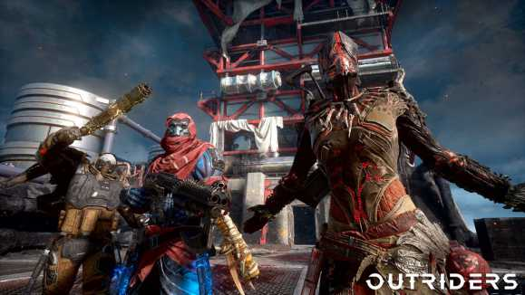 Outriders Patch 1.09 Notes for PS4 and PS5 (1.009.000) - June 3, 2021