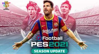 PES 2021 Patch 1.08 Notes (Data Pack 7.00) – June 24, 2021