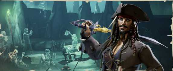 Sea Of Thieves Update 2.2.0.1 Patch Notes (June 26, 2021) - Captain Jack Sparrow