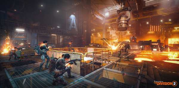 The Division 2 Update Version 1.33 Patch Notes