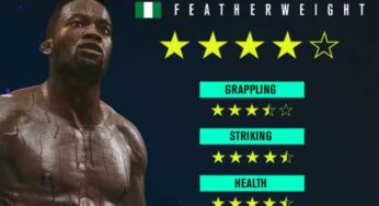 UFC 4 Patch 12.00 Notes [OFFICIAL] –  June 10, 2021
