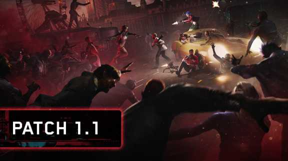 Watch Dogs Legion of the Dead Update 1.1 Patch Notes - June 15, 2021