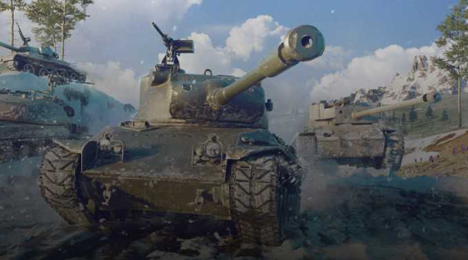 World of Tanks Update 1.75 Patch Notes (WOT Update 1.12.2)