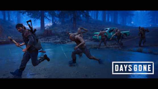 Days Gone Update 1.05 Patch Notes for PC(Steam) - July 7, 2021
