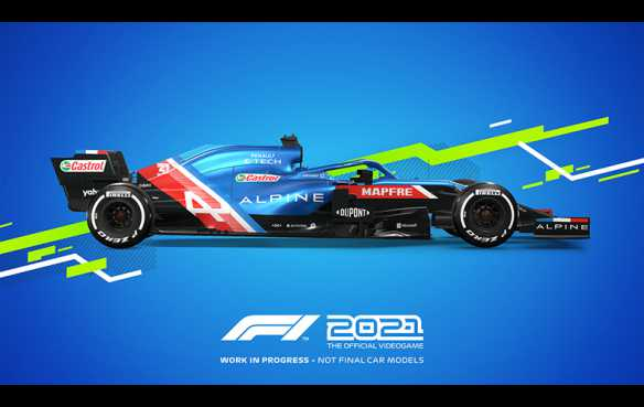 F1 2021 Patch 1.04 Notes (1.004.000) - July 19, 2021
