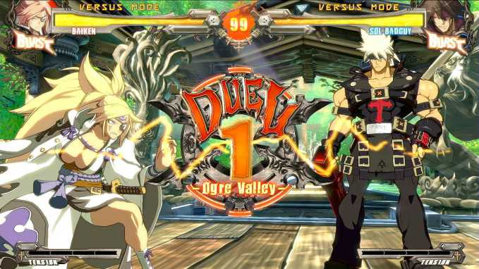 Guilty Gear Strive 1.07 Patch Notes (1.007.000)
