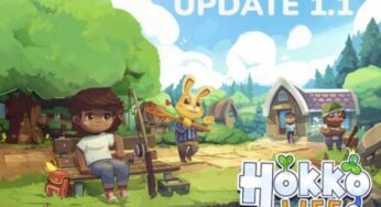 Hokko Life Update 8 Patch Notes [Official] – July 29, 2021