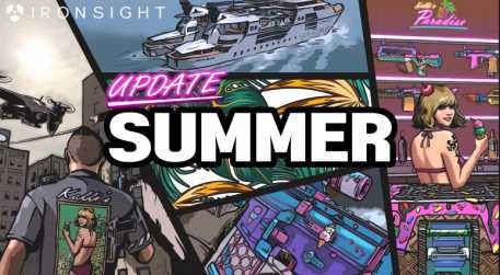 Ironsight Update 07.08 Patch Notes (Summer Update) July 6, 2021