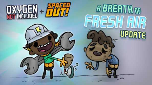 Oxygen Not Included Patch Notes
