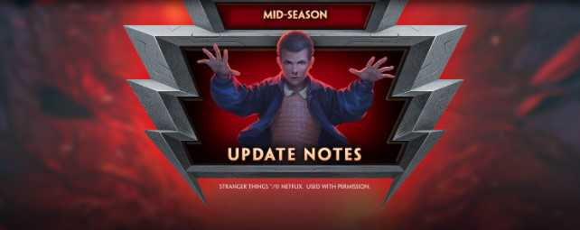 Smite Update 11.87 Patch Notes (Smite 8.7) - July 12, 2021