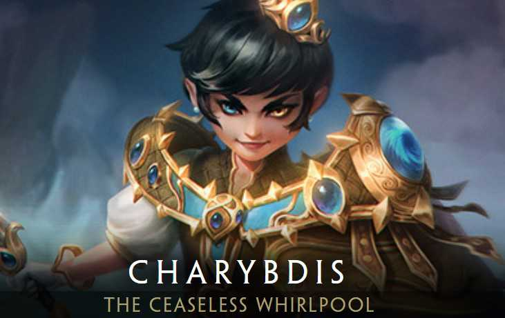 Smite Update 8.8 Patch Notes (The Ceaseless Whirlpool Update)