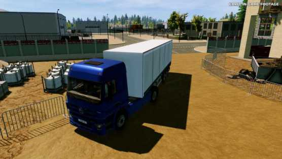 Truck Driver 1.32 patch notes