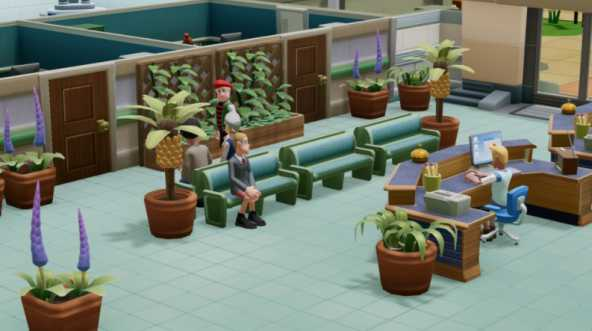 Two Point Hospital Update 1.01 Patch Notes - July 28, 2021