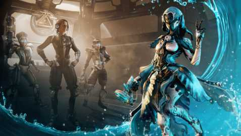 Warframe Update 2.01 Patch Notes (1.009.000) - July 17, 2021