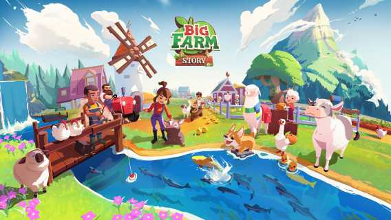 Big Farm Story Update 1.1 Patch Notes - August 18, 2021