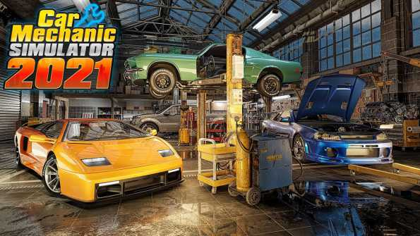 Car Mechanic Simulator 2021 Update 1.0.6 Patch Notes for PS4 and PC