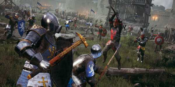 Chivalry 2 Update 1.04 Patch Notes (1.004.000) - August 10, 2021 (House Galencourt update)