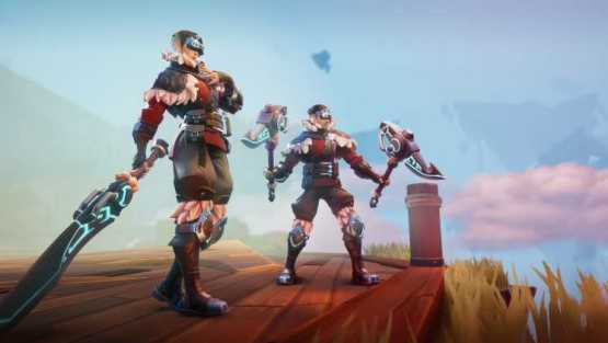 Dauntless Update 1.66 Patch Notes - August 31, 2021