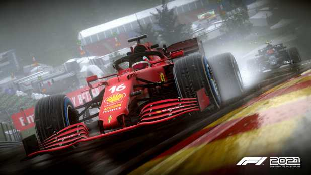 F1 2021 Patch 1.08 Notes (F1 2021 1.08) - August 31, 2021