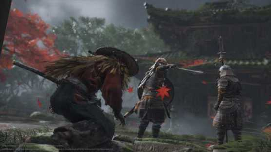Ghost of Tsushima Update 2.11 Patch Notes (2.011.000)