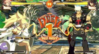 Guilty Gear Strive Update 1.09 Patch Notes (1.009.000) – August 27, 2021