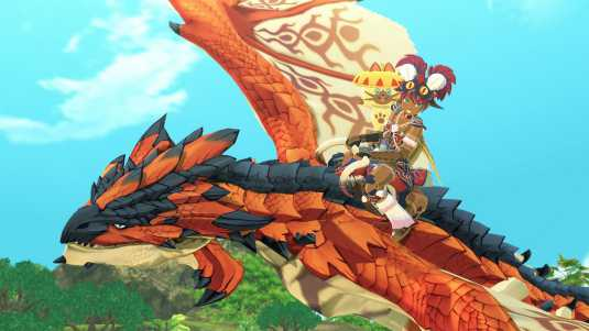 Monster Hunter Stories 2 Wings of Ruin Update 1.2.0 Patch Notes