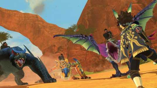 Monster Hunter Stories 2 Wings of Ruin Update 1.2.1 Patch Notes