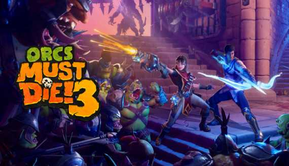 Orcs Must Die 3 Update 1.02 Patch Notes - August 31, 2021