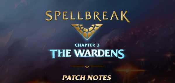 Spellbreak Update 4.01 Patch Notes - August 9, 2021