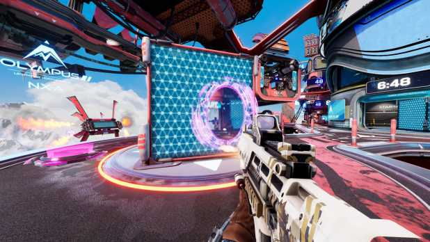 Splitgate Update 1.07 Patch Notes (Official)