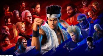 Virtua Fighter 5 Update 1.10 Patch Notes – August 24, 2021