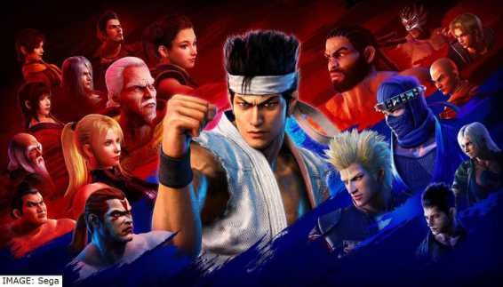 Virtua Fighter 5 Update 1.10 Patch Notes - August 24, 2021