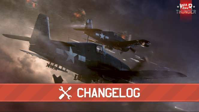 War Thunder PS4 Update 3.78 Patch Notes (PS5 1.000.043) - August 4, 2021