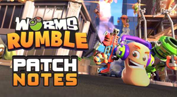 worms rumble patch notes