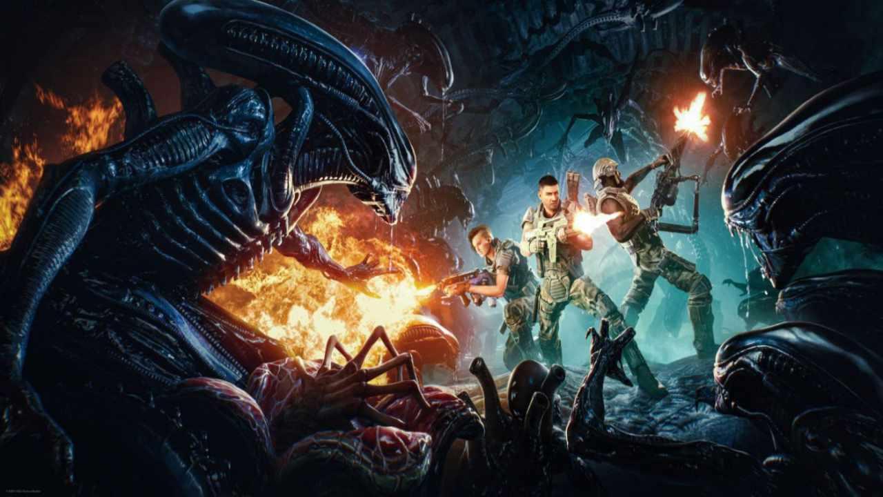 Aliens Fireteam Update 1.0.1.90005 Patch Notes - Sep 30, 2021
