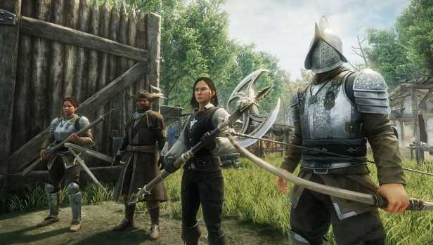Download New World Open Beta for free on PC